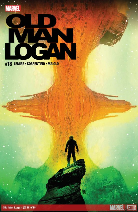 Old Man Logan 18