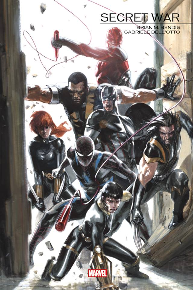Marvel Events - Secret War 1 - SECRET WAR