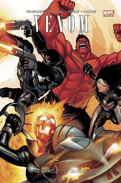 Venom 3 - Le cercle des quatre