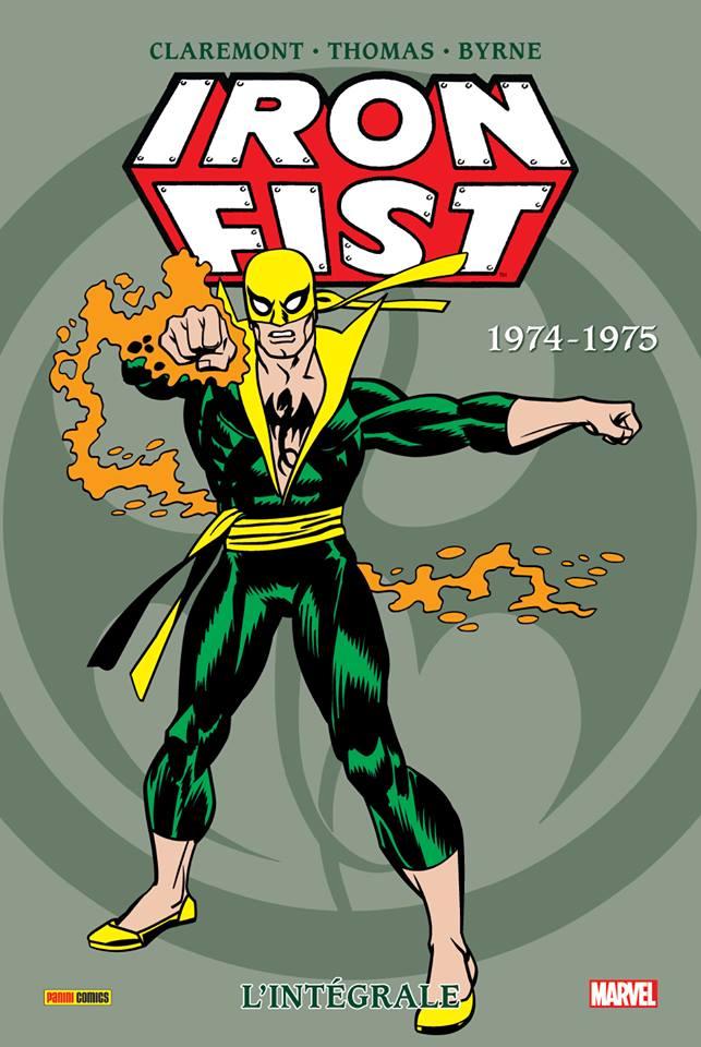 Iron Fist 1974 - 1974 - 1975