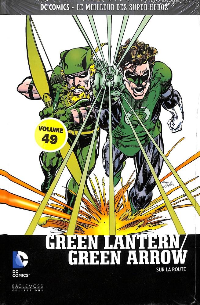 DC Comics - Le Meilleur des Super-Héros 49 -  Green Lantern / Green Arrow - Sur la route