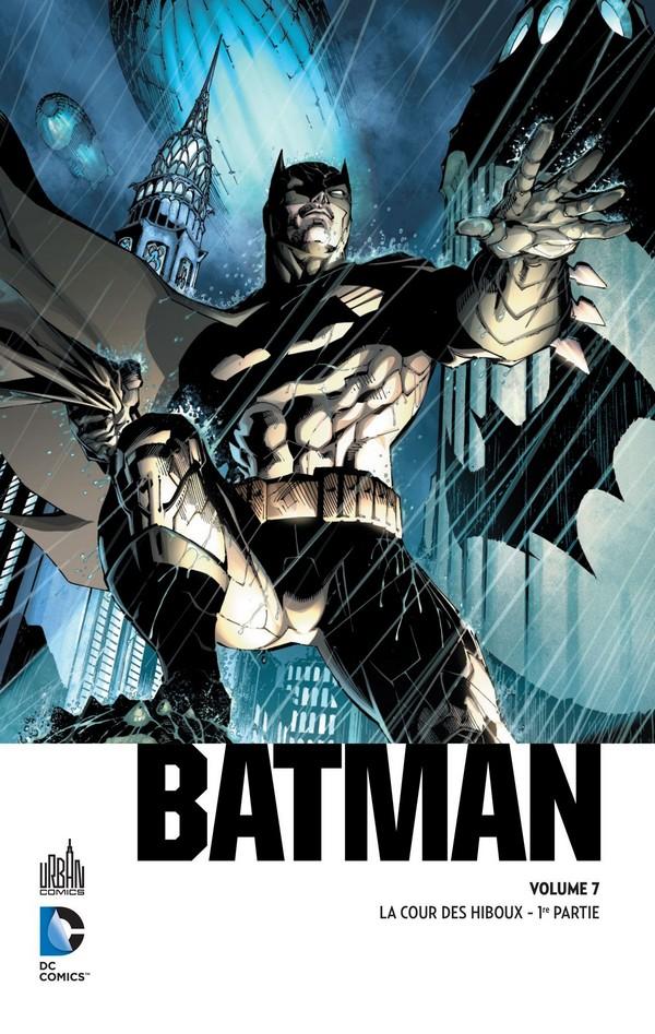 Collection Urban Premium 7 - Batman – La Cour des hiboux 1re partie