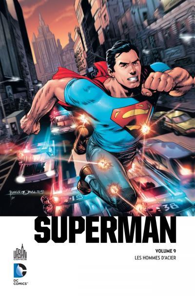 Collection Urban Premium 9 - Superman – Les Hommes d'Acier