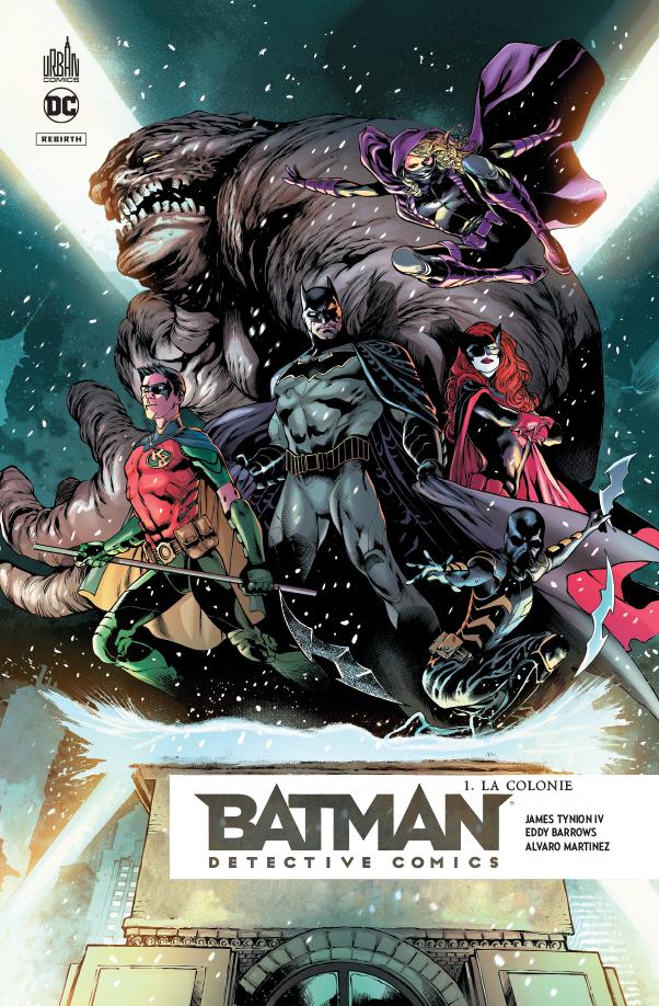 Batman - Detective Comics 1 - La colonie