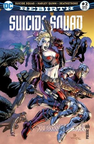 Suicide Squad Rebirth 2 - Le mystère de la chambre noire !