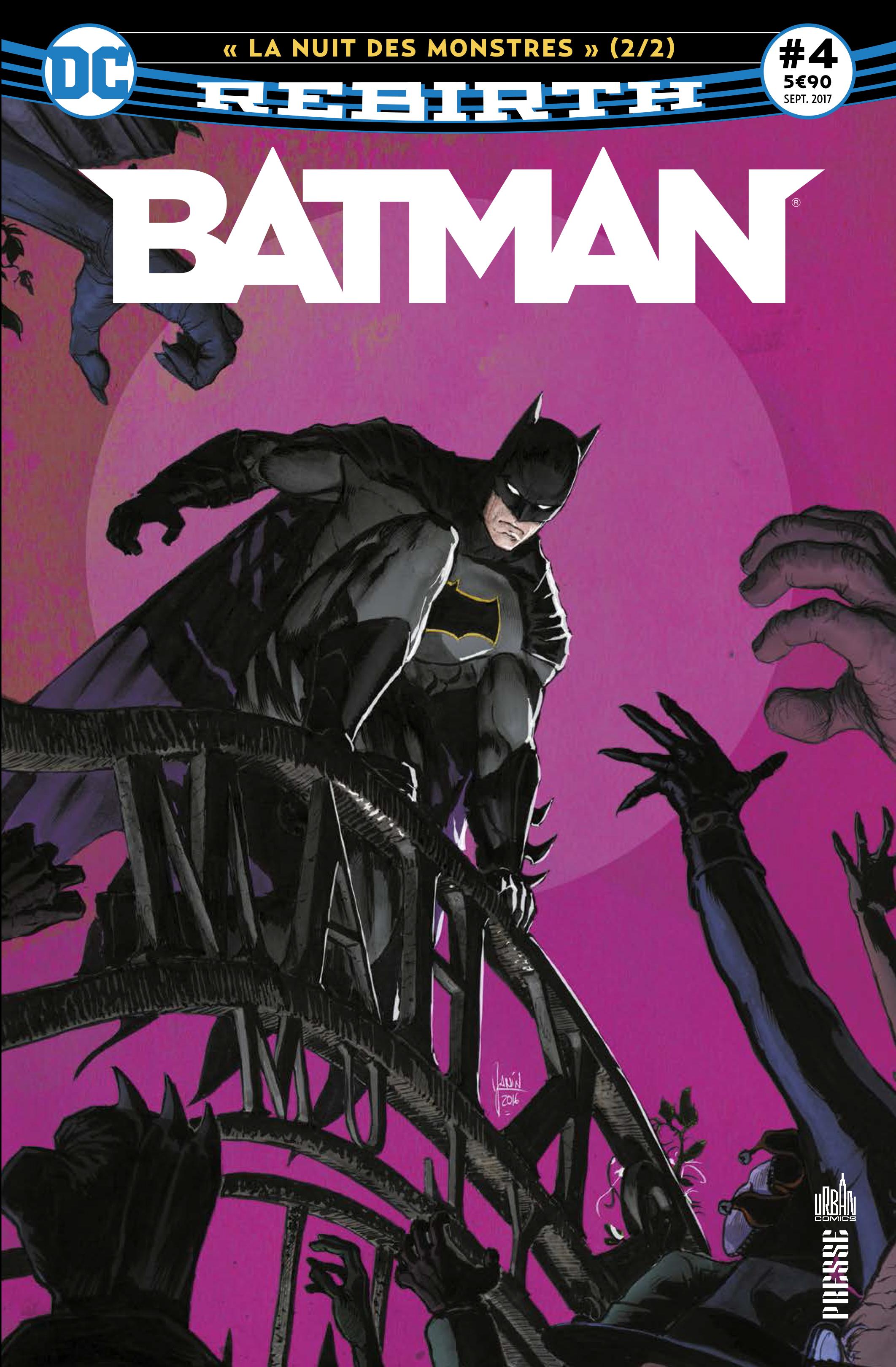 Batman Rebirth 4