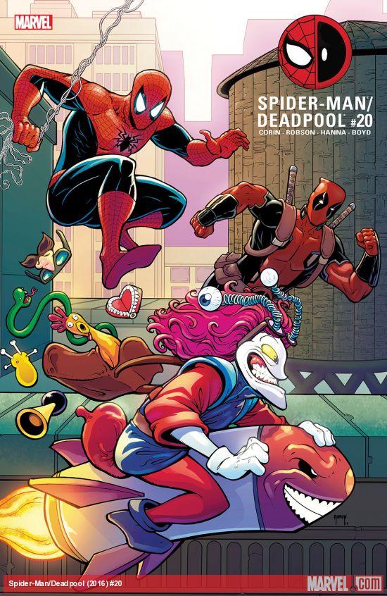 Spider-Man / Deadpool 20 - No Laughing Matter Part 2