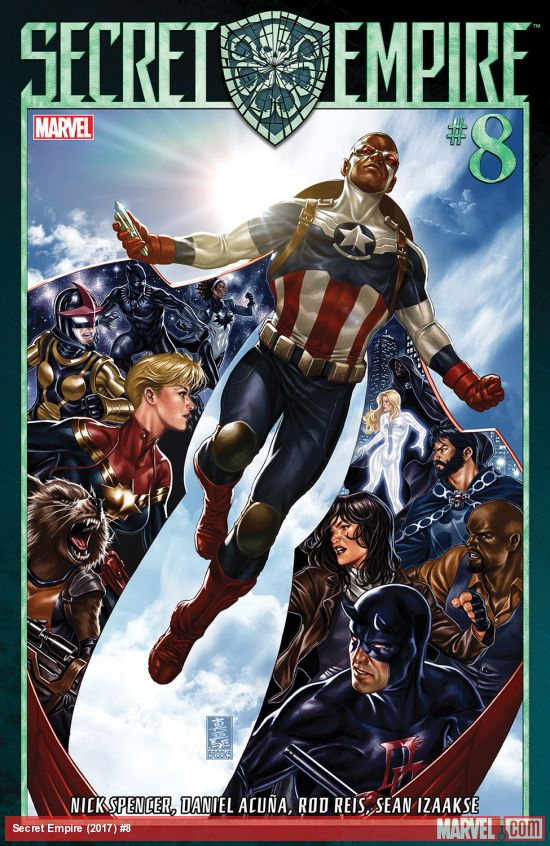 Secret Empire 8