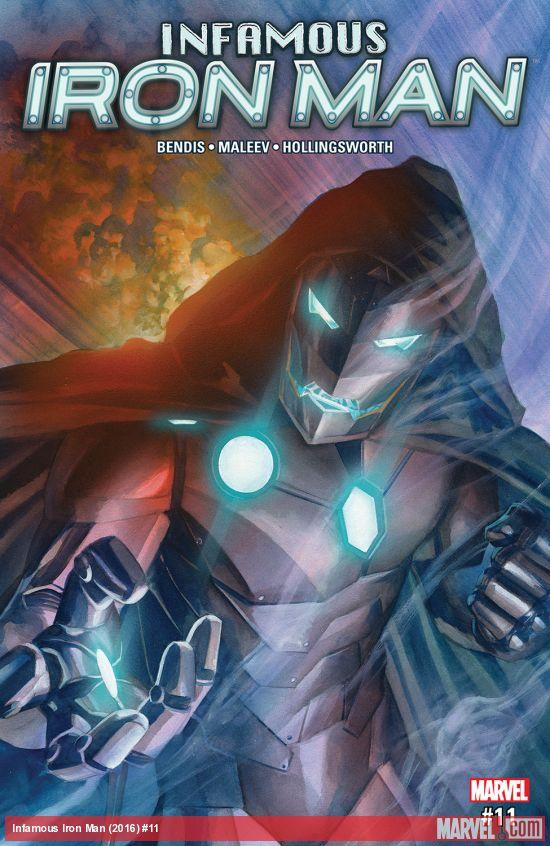 Infamous Iron Man 11