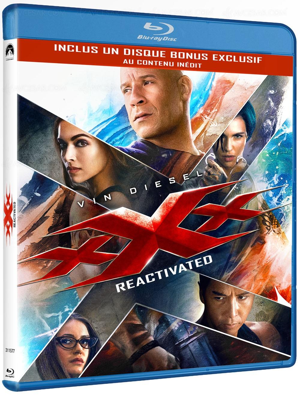 XXx reactivated 0