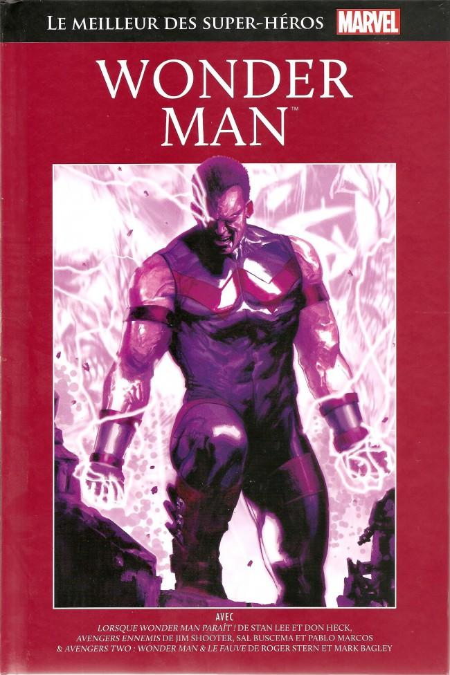 Le Meilleur des Super-Héros Marvel 39 - Wonder Man