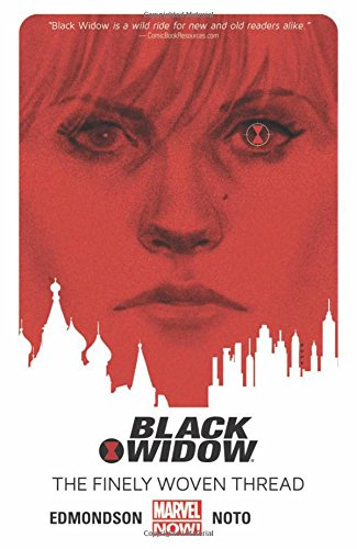 Black Widow 1 - The Finely Woven Thread