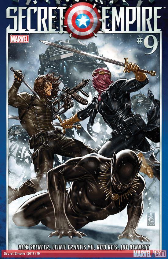 Secret Empire 9