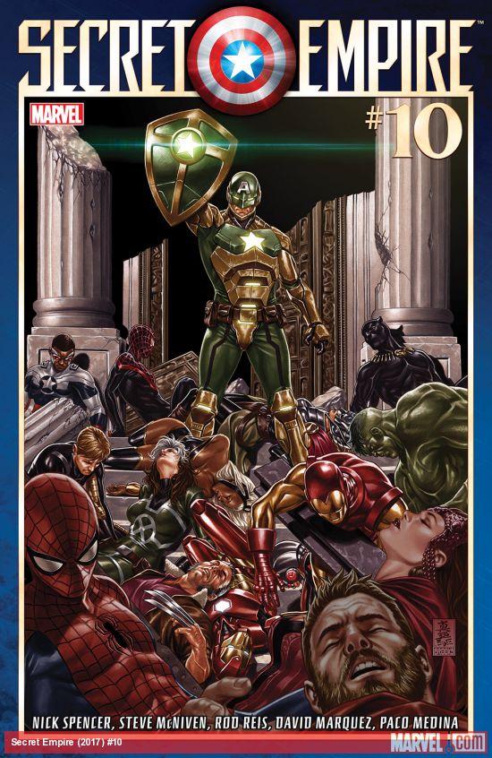 Secret Empire 10