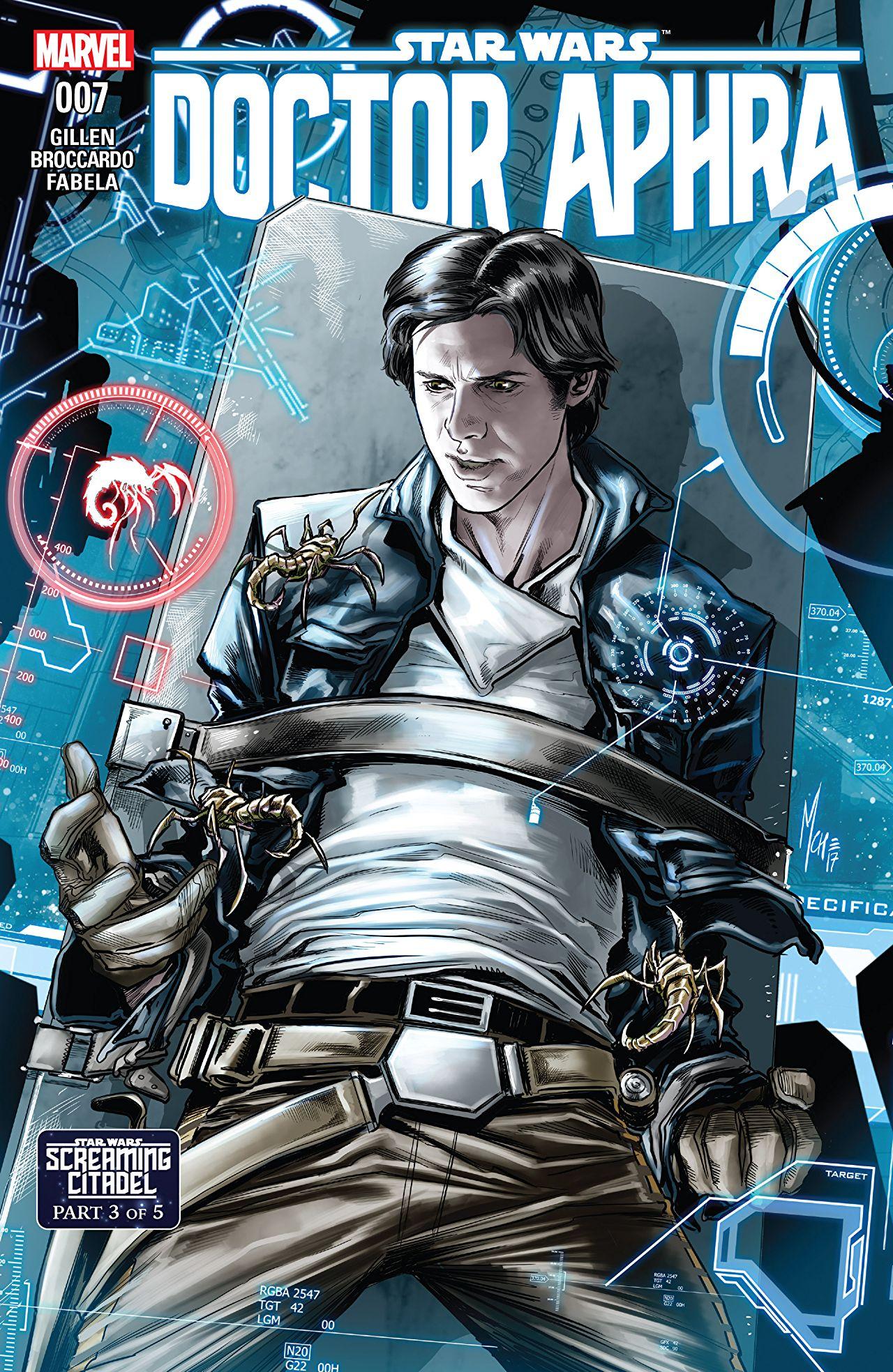 Star Wars - Docteur Aphra 7
