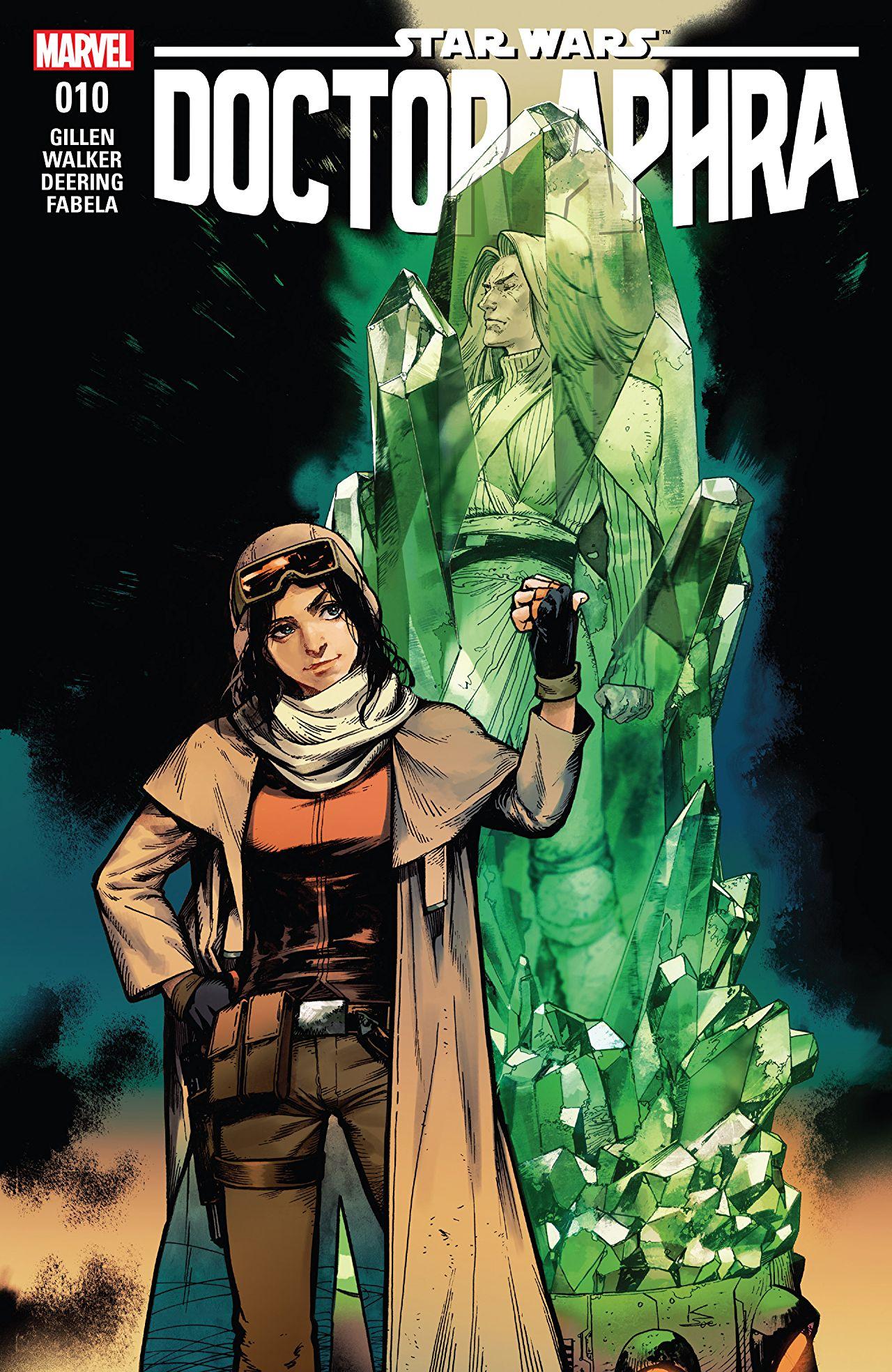 Star Wars - Docteur Aphra 10