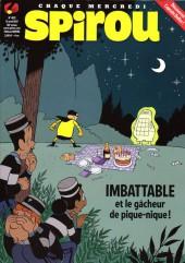 Le journal de Spirou 4122 - Imbattable et le gâcheur de pique-nique !