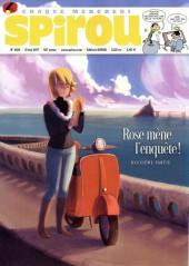 Le journal de Spirou 4129 - Rose mène l'enquête ! (deuxième partie)