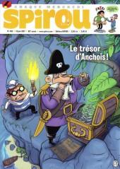Le journal de Spirou 4131 - Le trésor d'Anchois !