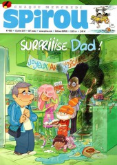 Le journal de Spirou 4135 - Surpriiise Dad !