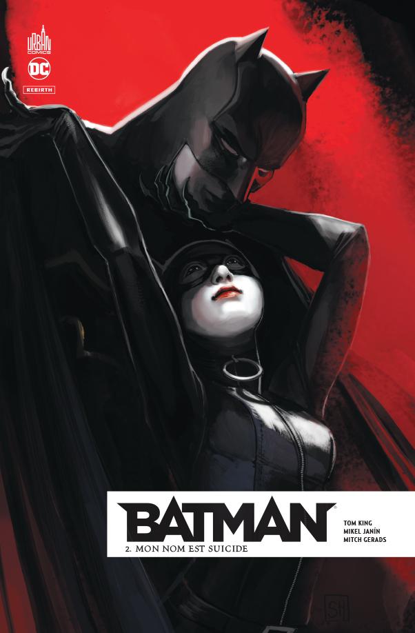 Batman Rebirth 2 - Mon nom est Suicide