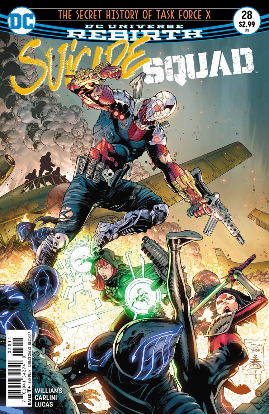 Suicide Squad 28 - The Secret History of Task Force X 2
