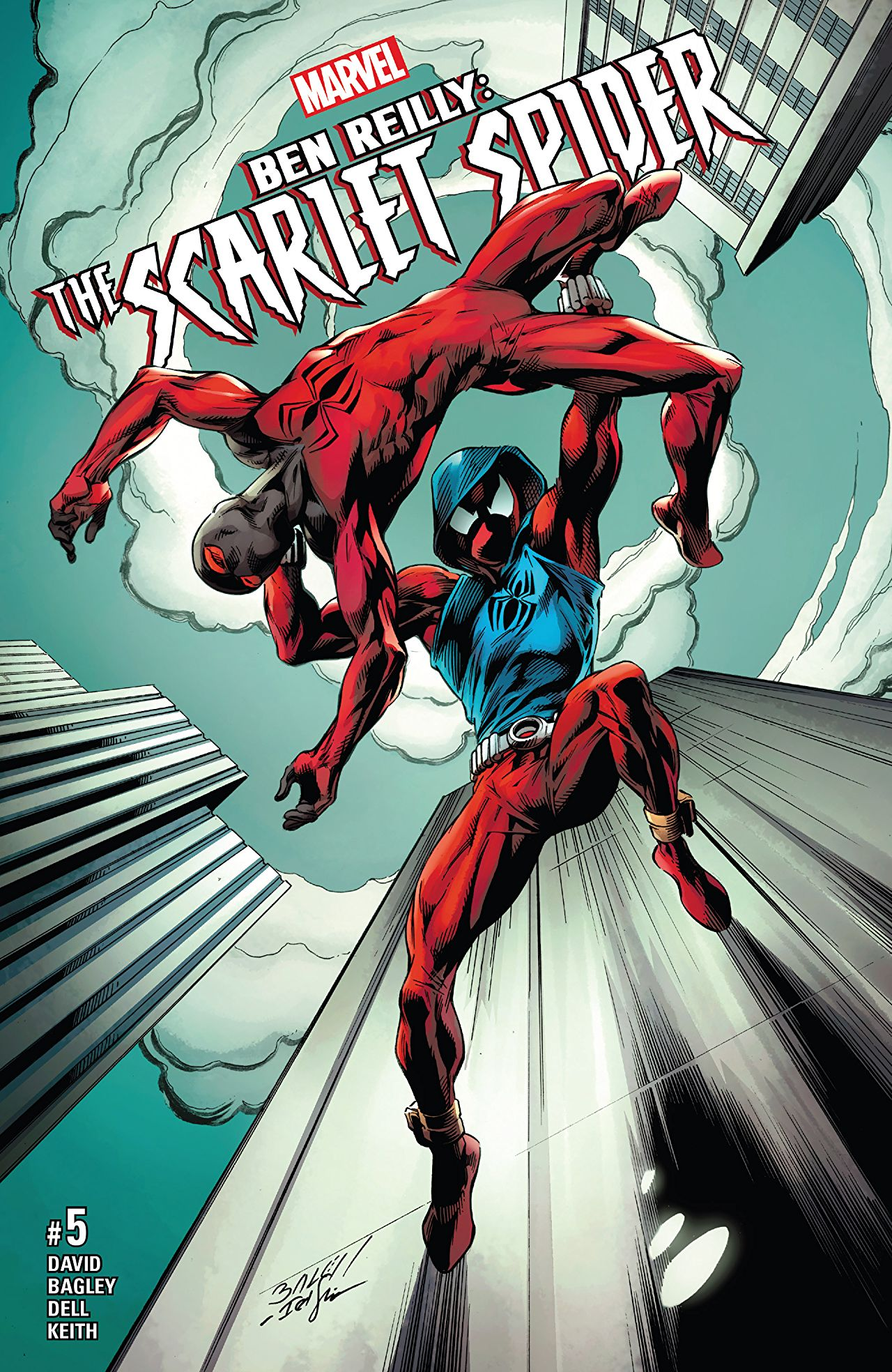 Ben Reilly - Scarlet Spider 5