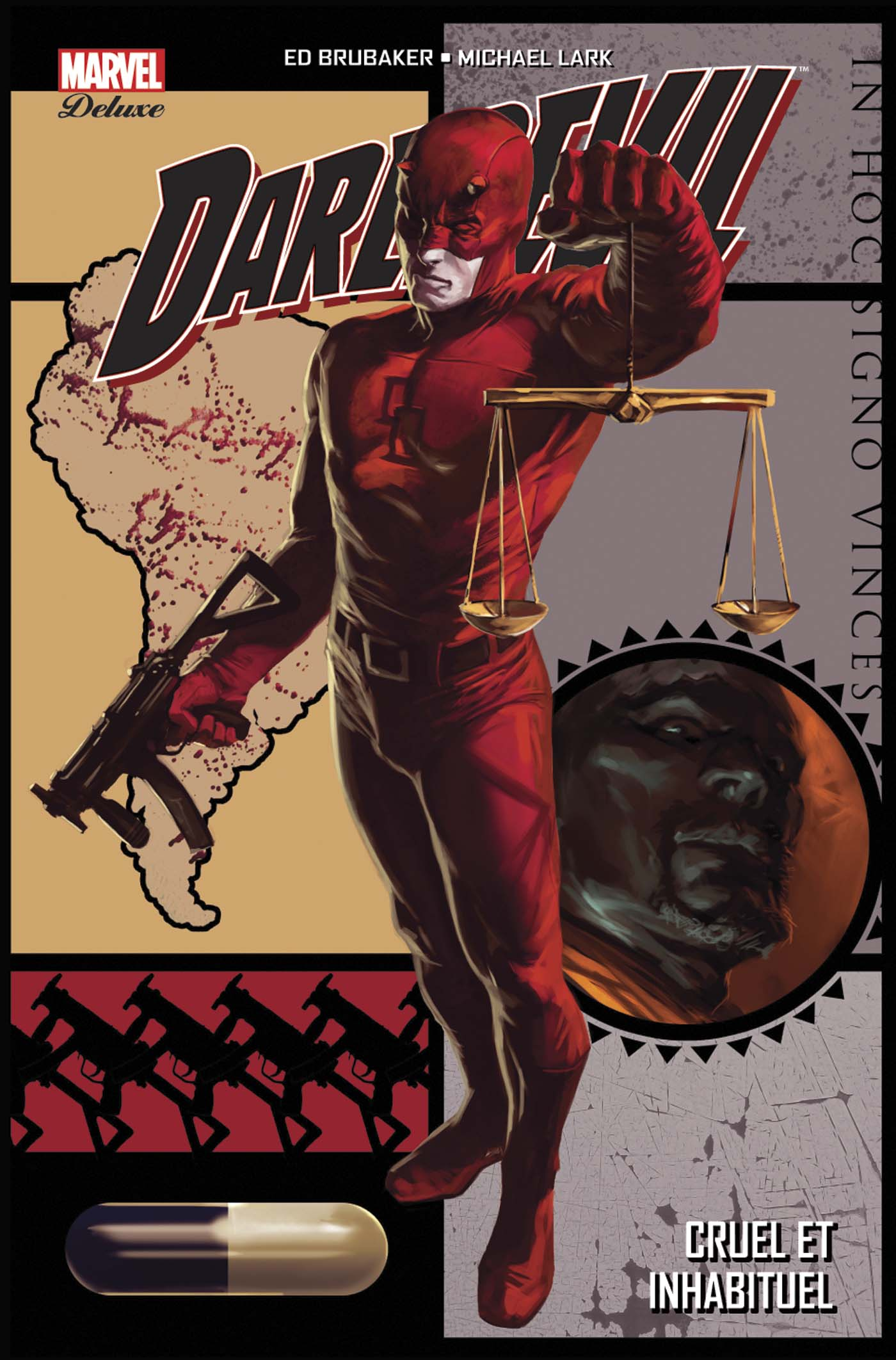 Daredevil 3 - Cruel et inhabituel