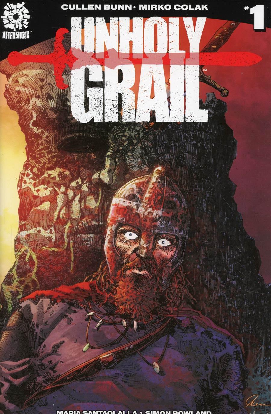 Unholy Grail 1 - Perilous