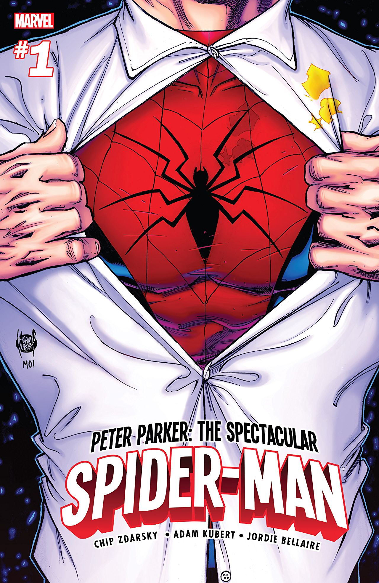 Peter Parker - The Spectacular Spider-Man 1 - When I was a kid, my parents died.