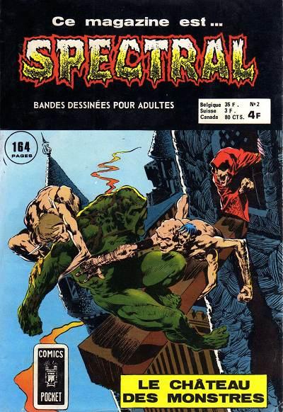 Spectral 2 - Le château des monstres