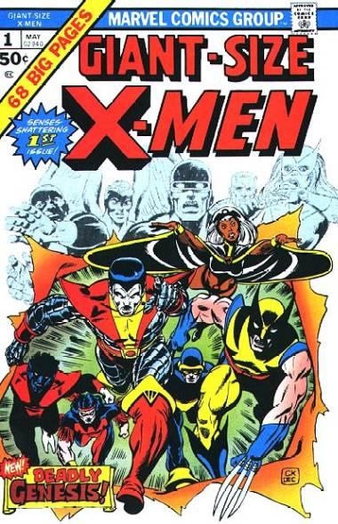 Giant-Size X-Men 1
