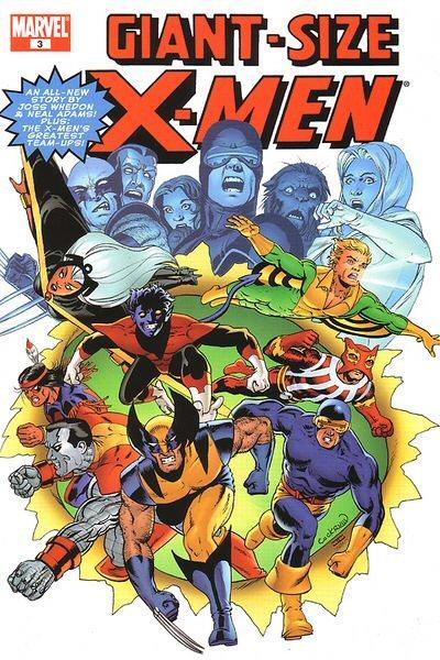 Giant-Size X-Men 3 - Teamwork