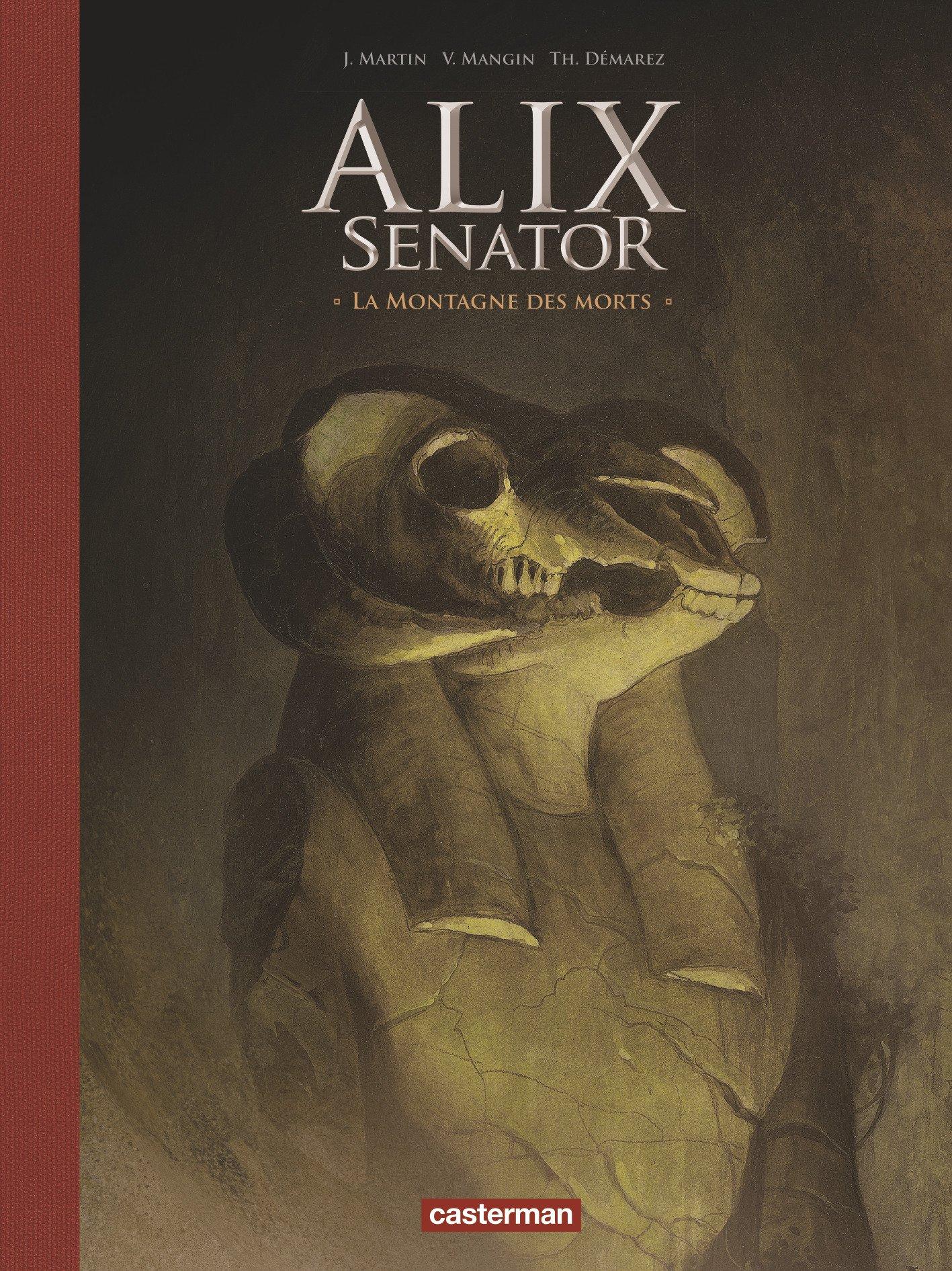 Alix senator 6 - La montagne des morts