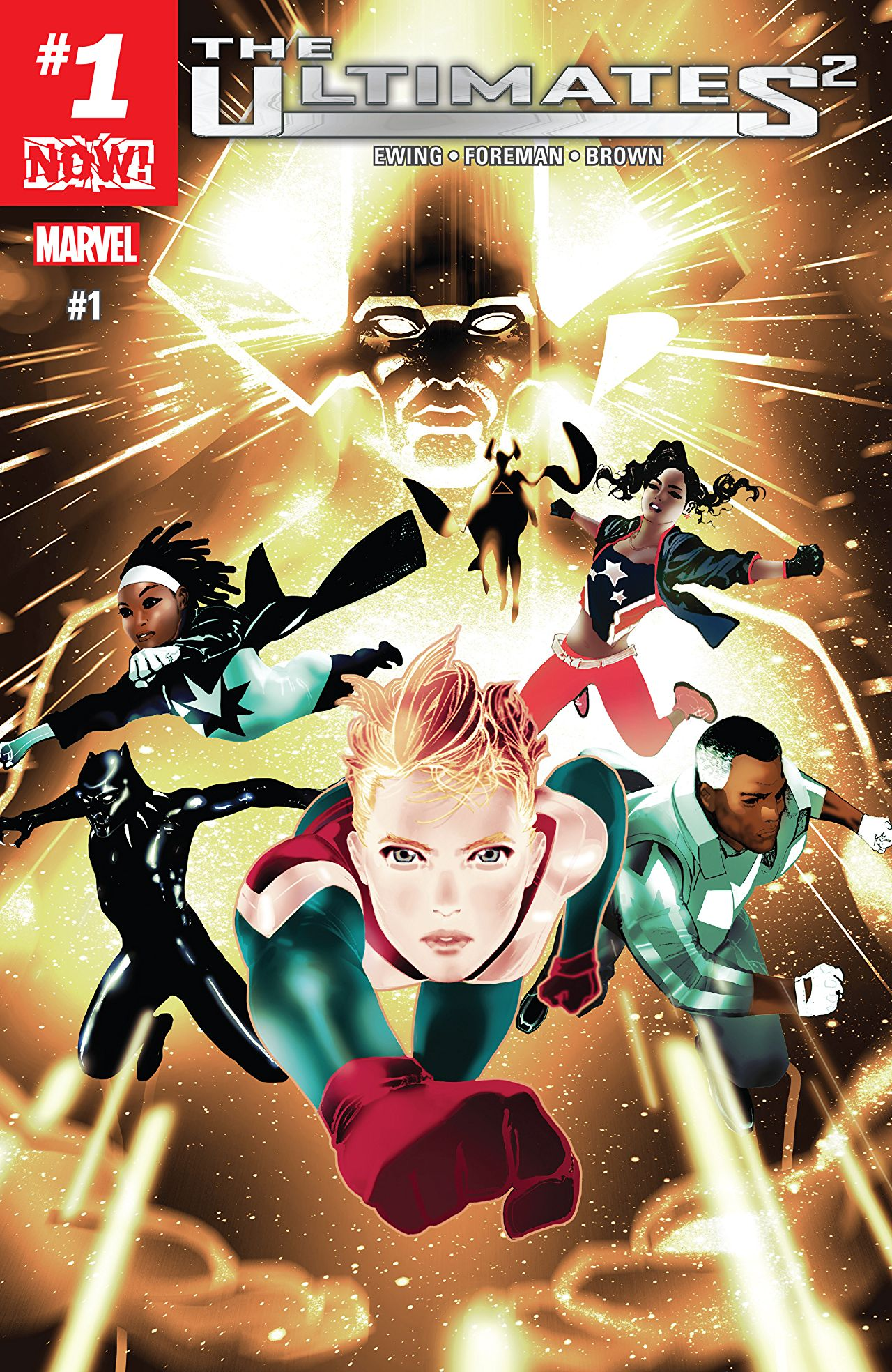 The Ultimates 2 1