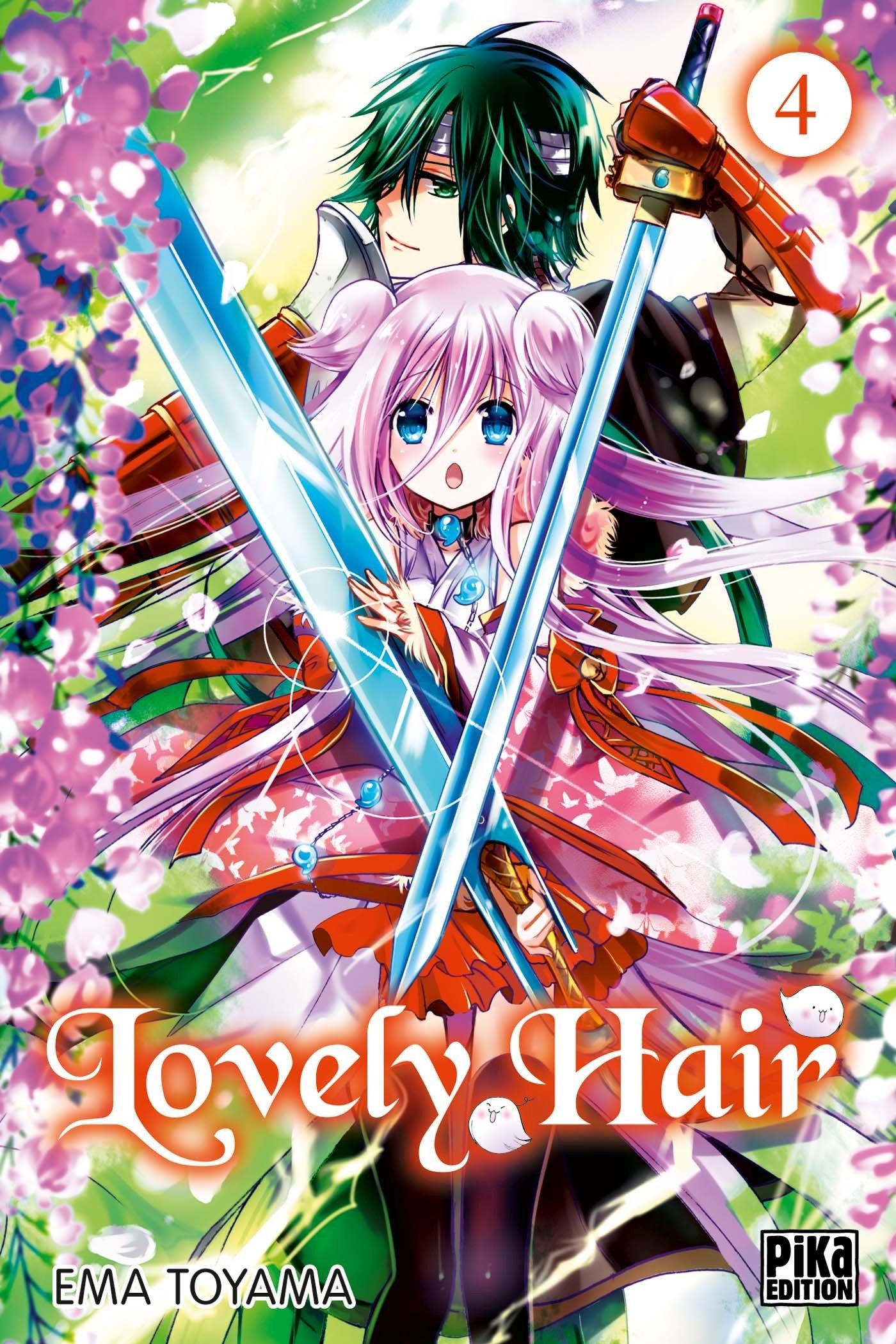 Lovely Hair 4