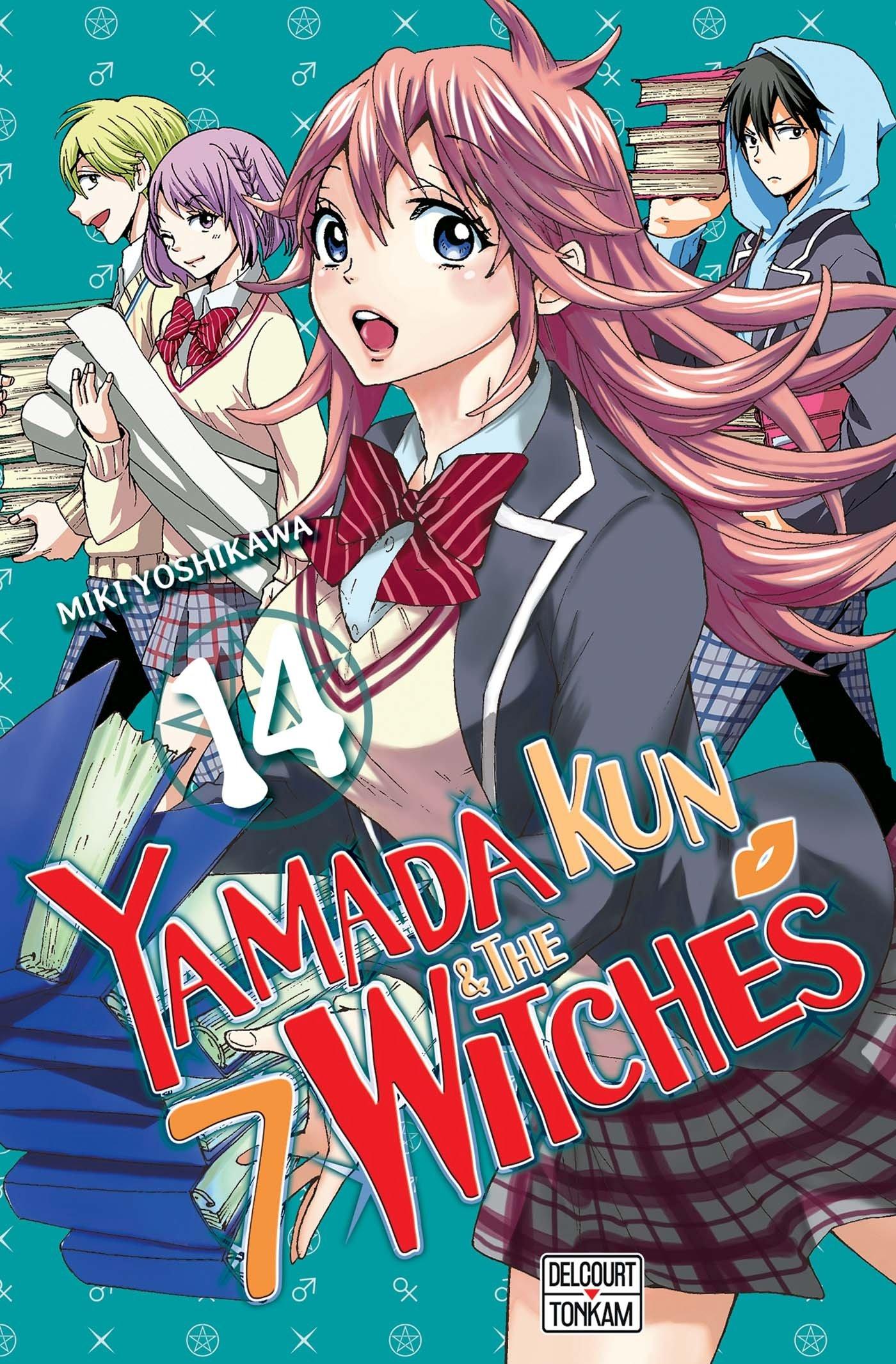 Yamada kun & The 7 Witches 14