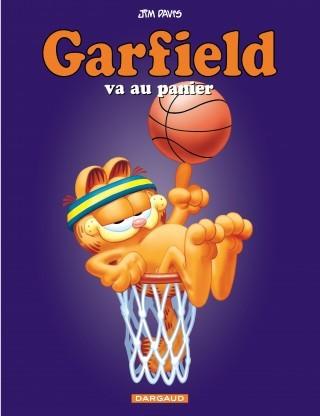 Garfield 41 - Garfield va au panier