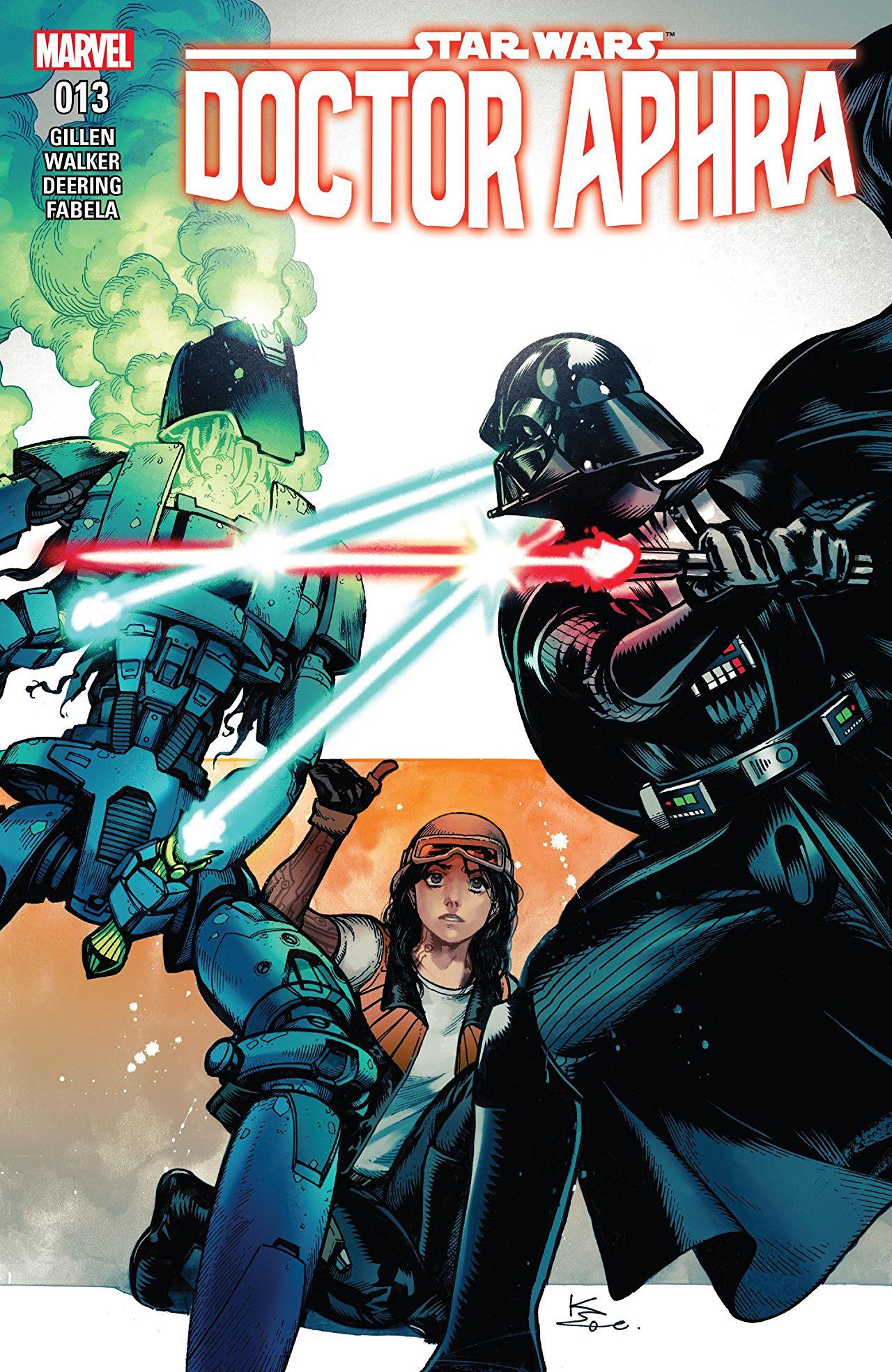 Star Wars - Docteur Aphra 13