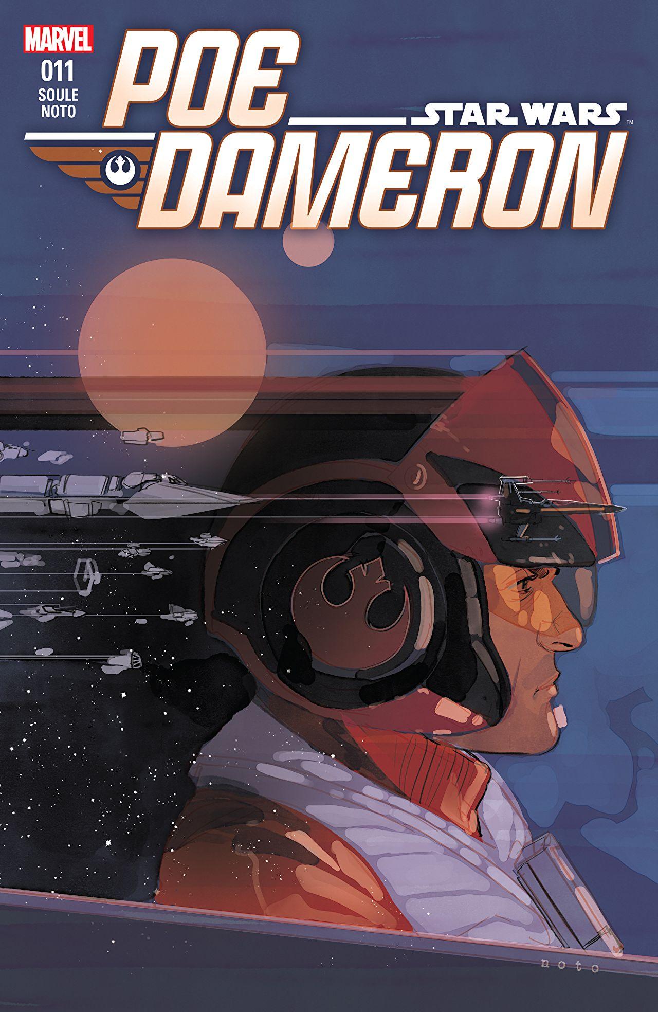 Star Wars - Poe Dameron 11