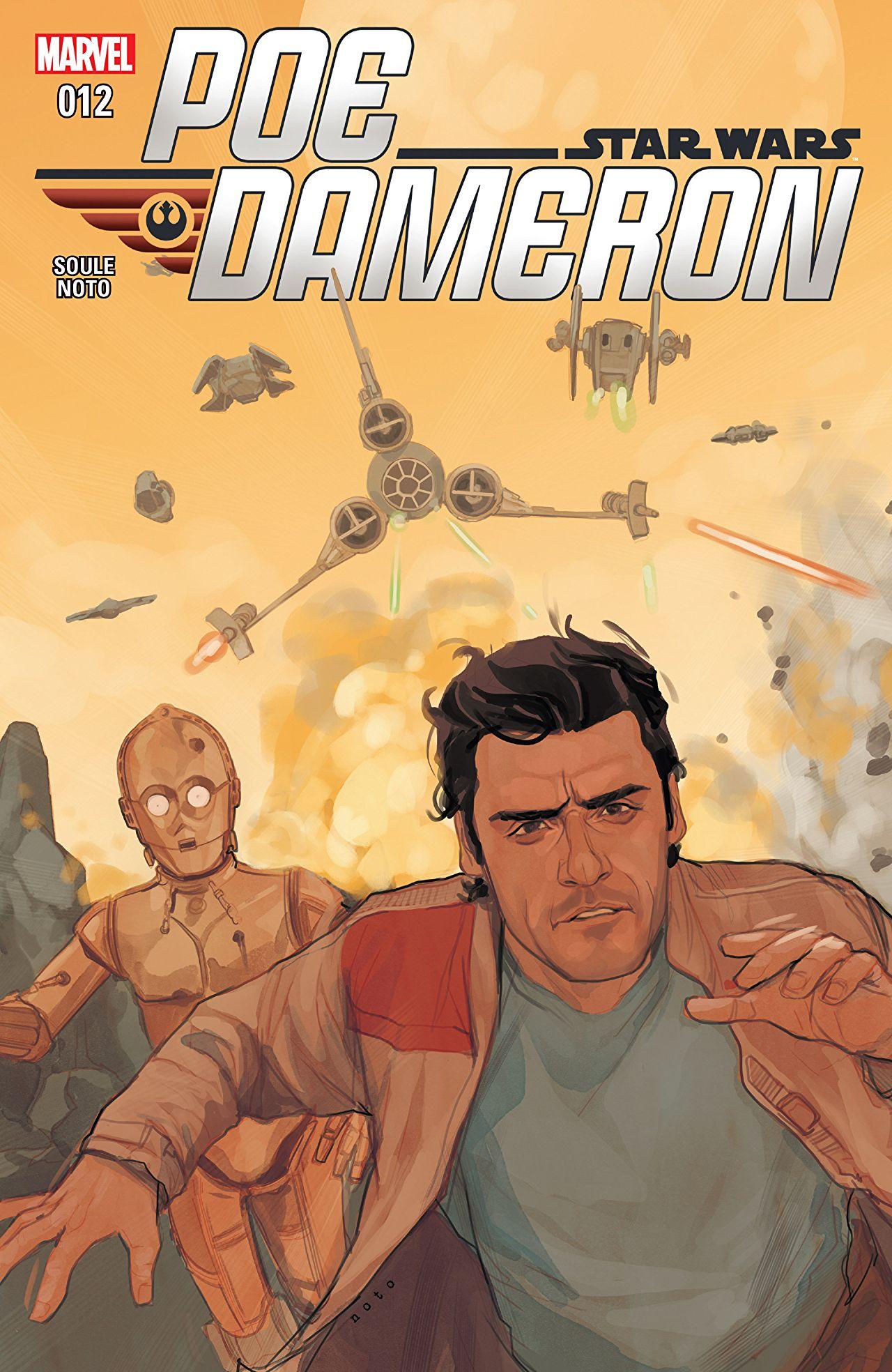 Star Wars - Poe Dameron 12