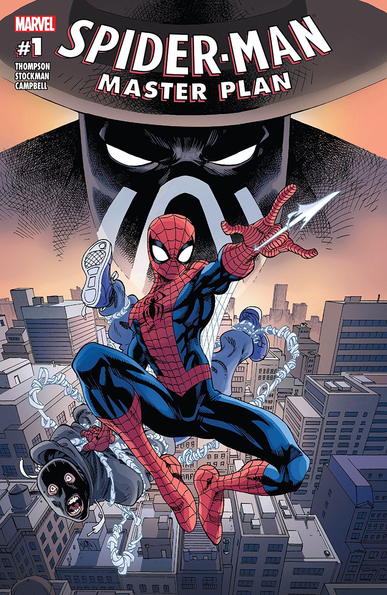 Spider-Man - Master Plan 1
