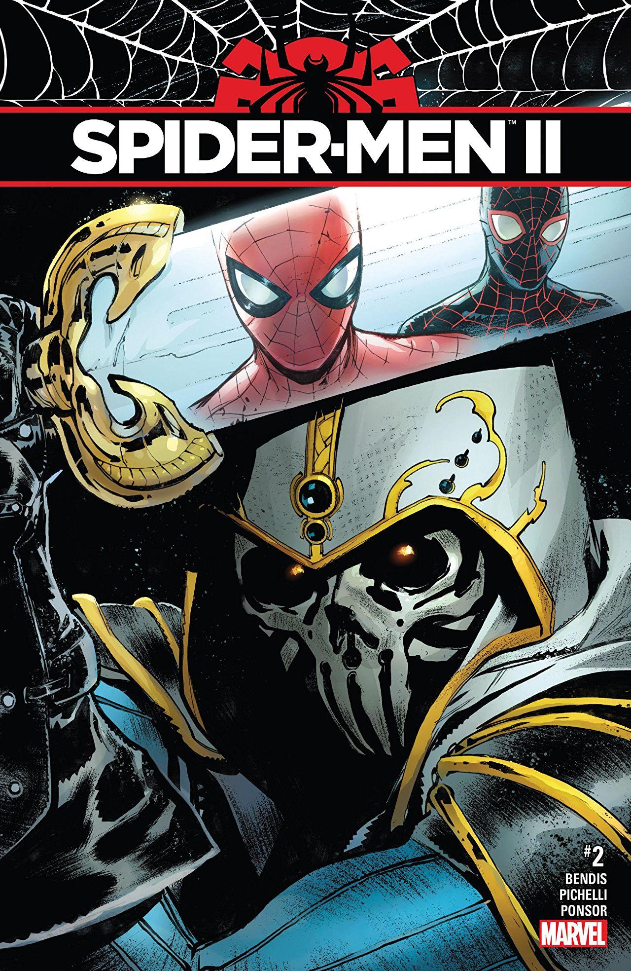 Spider-Men II 2