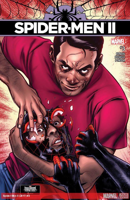 Spider-Men II 3