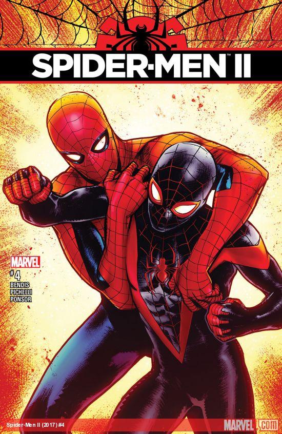 Spider-Men II 4