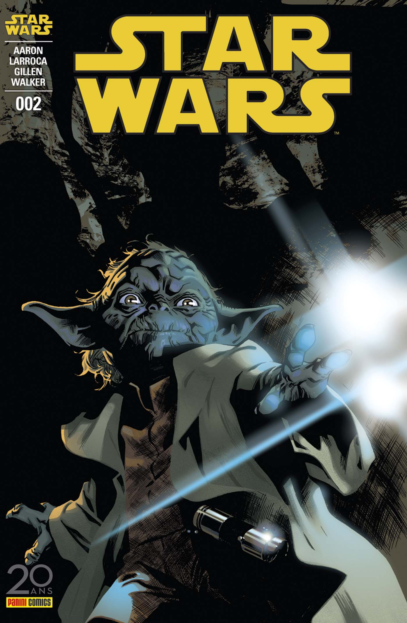 Star Wars 2 - Couverture Star Wars