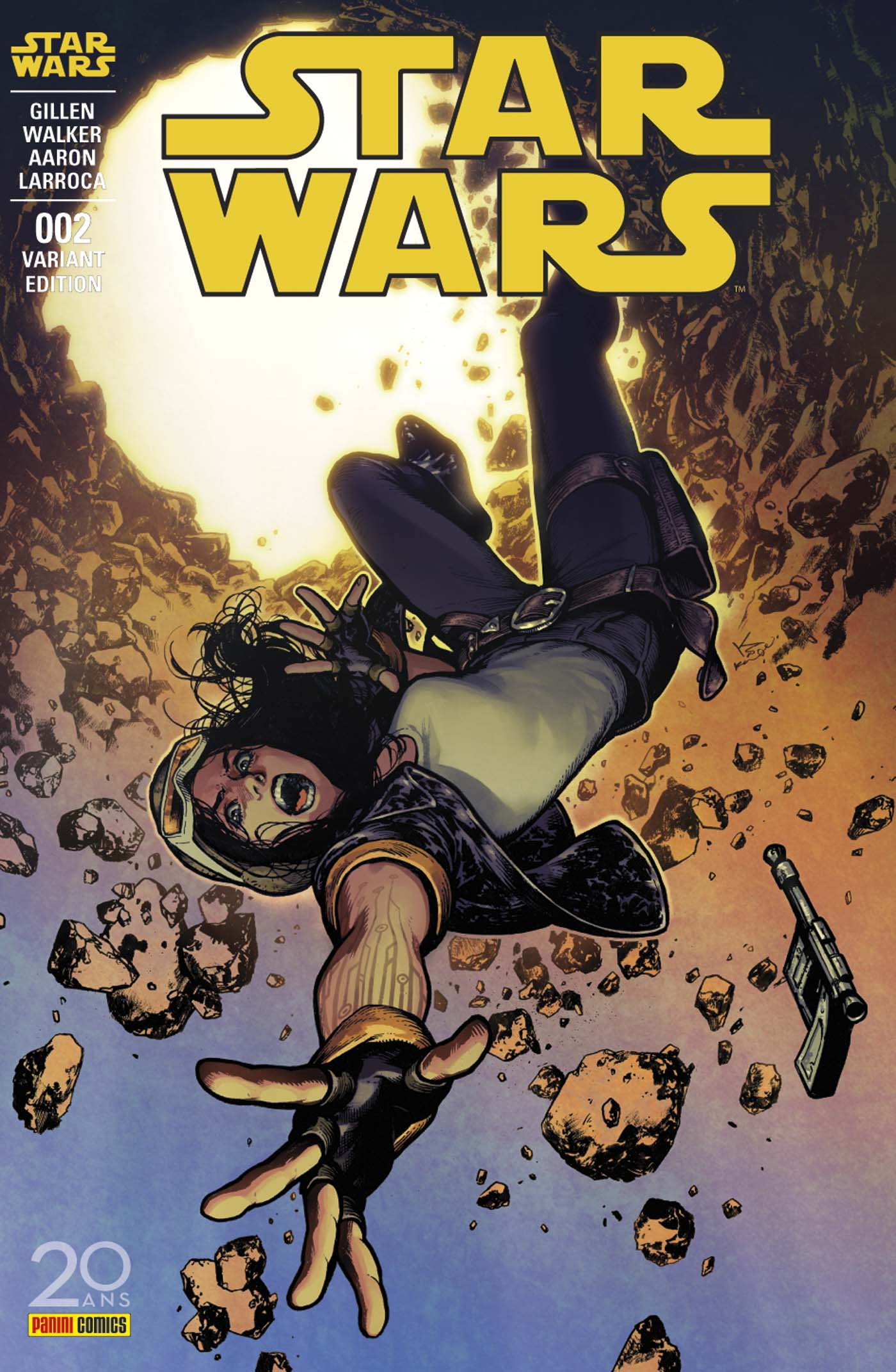 Star Wars 2 - Couverture Doctor Aphra