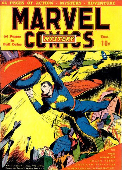Marvel Mystery Comics 2