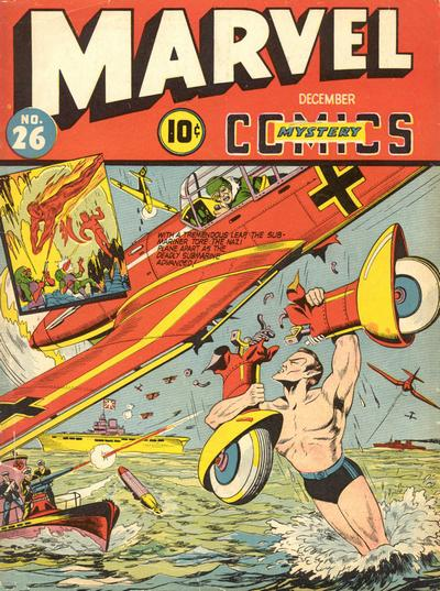Marvel Mystery Comics 26