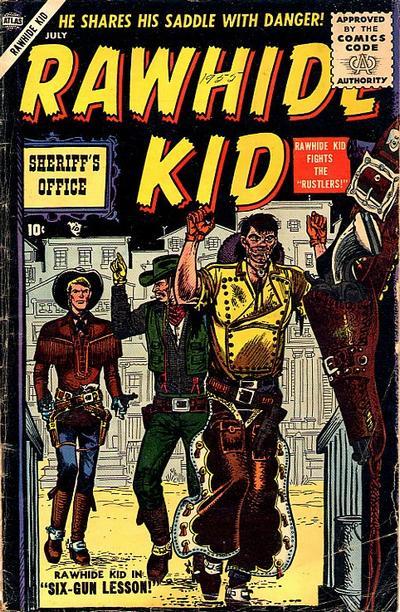 The Rawhide Kid 3
